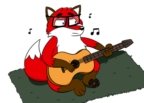 Hear Me Play by CraftyToons
