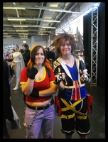 FACTS 09 - Sora and Pan by Purplestuffles