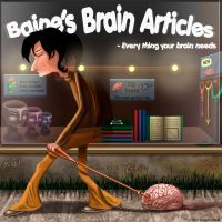 Walking the Brain by Neelai