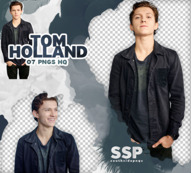 Png Pack 3827 - Tom Holland by southsidepngs