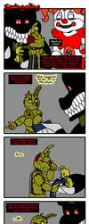Springaling 366: Measure Twice, Cut Once by Negaduck9