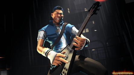 Rocker [SFM] by Sandstorm-Arts