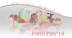 Food png pack #05 by yynx151