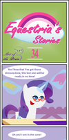 Equestria's Stories - 34 (Art of the Dress) by Zacatron94