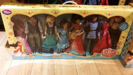 Elena Of Avalor Doll Gift Set by Mileymouse101