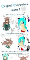 =OCs Meme with Sati-chan= by lumiorah