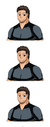 RE- Different Versions of Chris by DevilsRealm