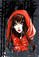 Red Riding Hood by ArtistiqueMuoi