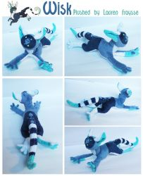 Plush Commission CCCat .:Wisk:. by Lfraysse
