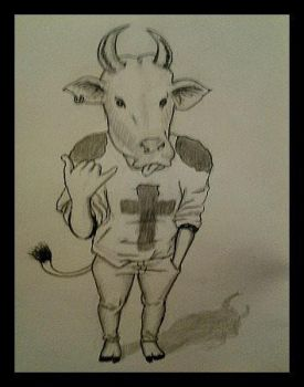 Holy Cow by Ebb-BeL1ke