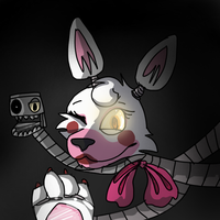 Mangle by glacierpaws