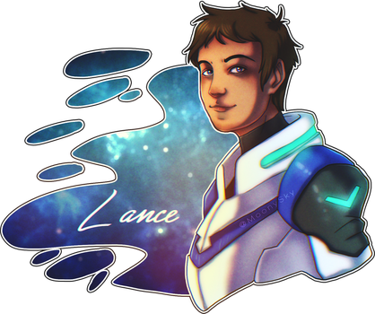 Lance by TimelordLoki