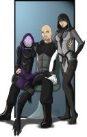 In Command by K-Laine by NewPlanComics