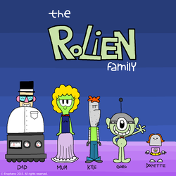 The Rolien Family by Enophano