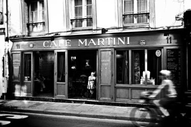 Cafe Martini by Loucos