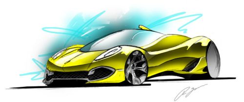 GD supercar nr. 9 by grote-design