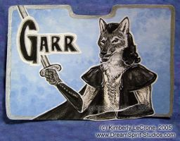 Garr Conbadge Commission by Dreamspirit