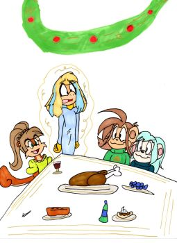 Pansy's Odd Christmas part 8 by Aso-Designer