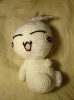 Onion Head Amigurumi by Pachyblur