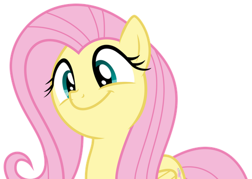 Fluttershy Approves by AlmostFictional
