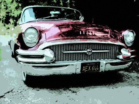 1955 Buick Four Port Coupe by CU-rob