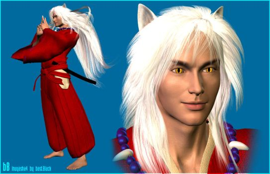 Preview: Inuyasha 4 by bastblack