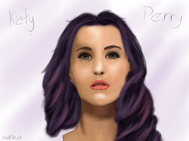 realistic katy perry by SsRBsS