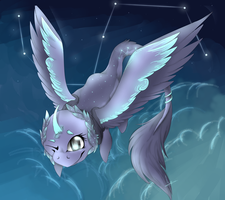 A lost star (DTA entry) by Angelceleste