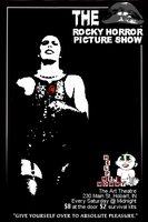 Rocky Horror Flyer [based on The Godfather poster] by veririaa