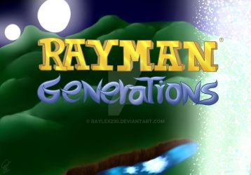 Rayman Generations Title part 2 by raylex230