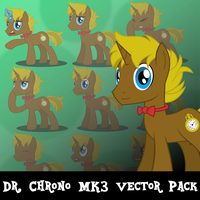 Doctor Chrono MK3 Vector Pack by Dr-Chrono