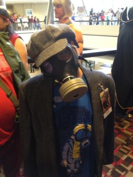Empty child dragoncon 2012 by Bronysith