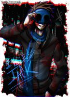 Eyeless Jack by Isanika