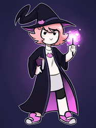 yer a wizard roxy... by Falthiere