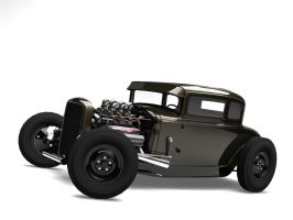 '31 Ford Hot Rod by Spex84