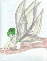 Green Fairy by XDElisabeth69