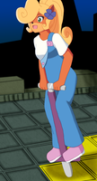 [Request] Coco Bandicoot by Chantalwut