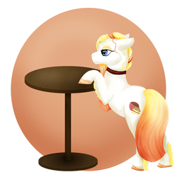 Coffee, Anyone? by ChocolateQuill