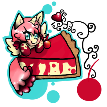 :Contest: Cheesy Cake by Neoncold