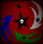 Crimsoneye MTG Emblem by Death77