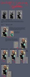 Coloring Tutorial by LilyOndine