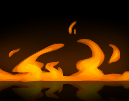 Fire practice by Whalewings