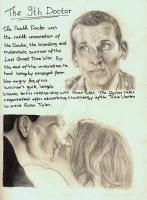 JoID: Ninth Doctor by eurasia-art