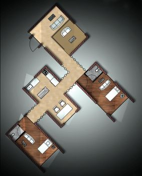 House Plan by himans12345