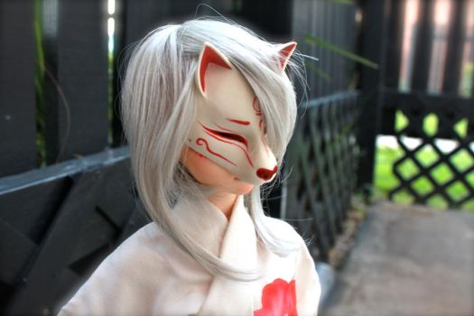 Fox Mask by SheCow