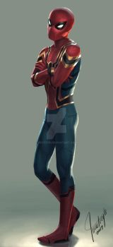 Iron Spider by reytz05