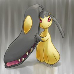 Mawile by sammich