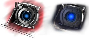 Wheatley by Saber-Cow
