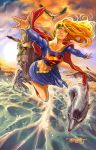 Super Girl Colored 2 by sjsegovia