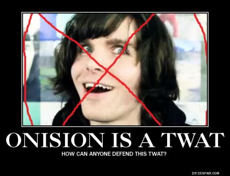 Anti Onision by MooniGaming